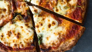Fast and Easy Keto Pizza