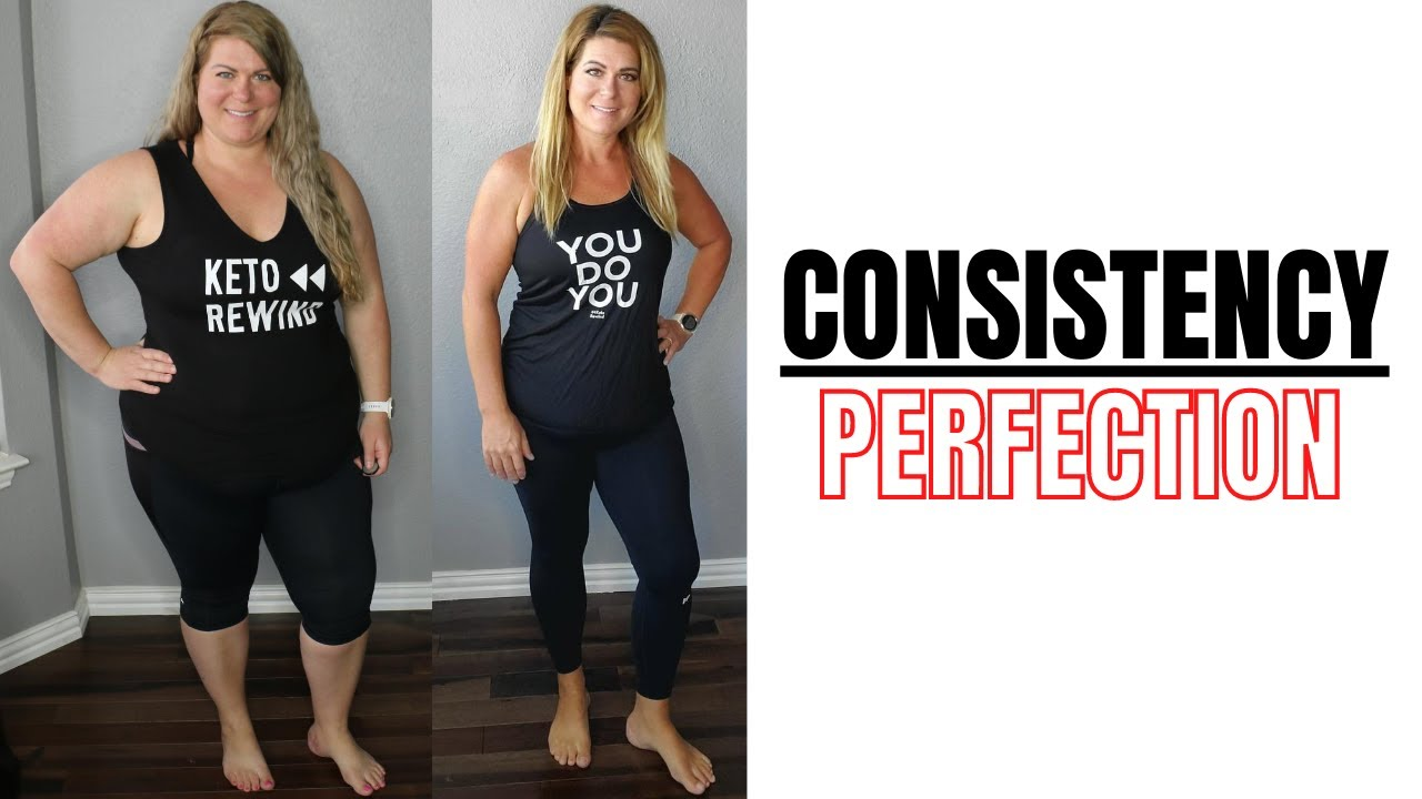 Choosing Consistency over Perfection to Win at Keto